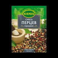 Приправа Каmis (Камис) Смесь перцев горошком 15 гр