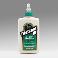 Клей для дерева Titebond III Ultimate Wood Glue, 237 мл.