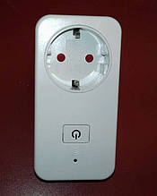 Wi-fi Розетка с таймером электронная  Lemanso LM 697