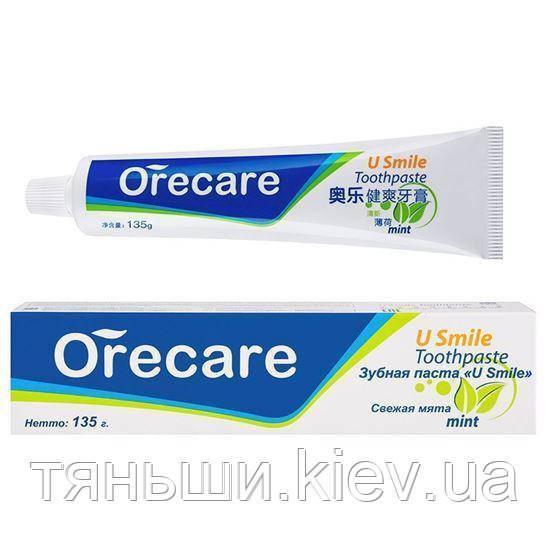 Отбеливающая зубная паста Тяньши