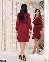 Платье-Рубашка V-9313