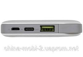 Универсальный аккумулятор Power bank Huawei AP08Q 10000 mAh White, фото 3