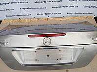 Крышка багажника голая Mercedes W211 седан дорестайл