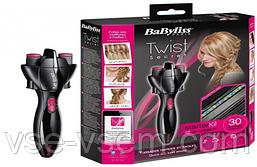 BaByliss Twist Secret TW1000E - машинка для плетения косичек, автоматический прибор для заплетания
