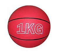 Мяч медицинский (медбол) Zelart SC-8407-1 1кг