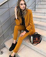 МБ Женский деловой костюм (брюки и пиджак)