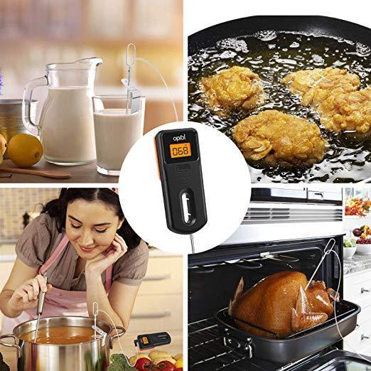 Bluetooth цифровой мясной термометр смарт для барбекю
