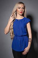 Модная легкая шифоновая блуза