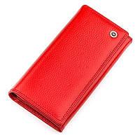53fdc57ceb5f Кошелек женский Boston 18475 (S2001B) очень красивый Красный, Красный