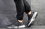 Мужские кроссовки Adidas (Серые) , фото 3