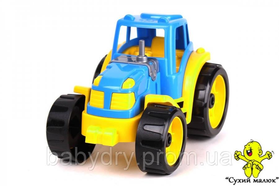 Трактор іграшковий ТехноК 25см. арт.3800  - CM01463