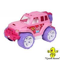 Машина Позашляховик рожевий ТехноК 35см. арт. 4609  - CM01656