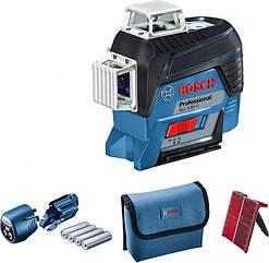 Лазерный нивелир Bosch GLL 3-80 C (AA) + L-Boxx ready