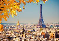 Пазлы Осень в Париже на 1000 элементов