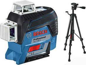 Лазерный нивелир Bosch GLL 3-80 C (AA) + BT 150 L-Boxx ready