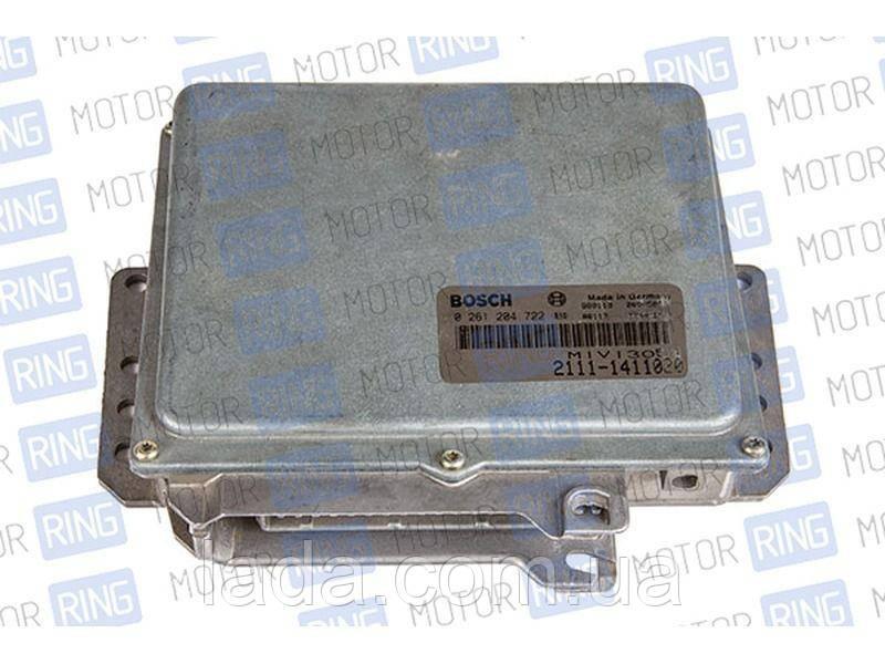 Электронный блок управления ЭБУ Bosch 2111-1411020
