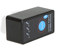 Диагностический OBD2 авто сканер ELM327 mini v1.5, bluetooth