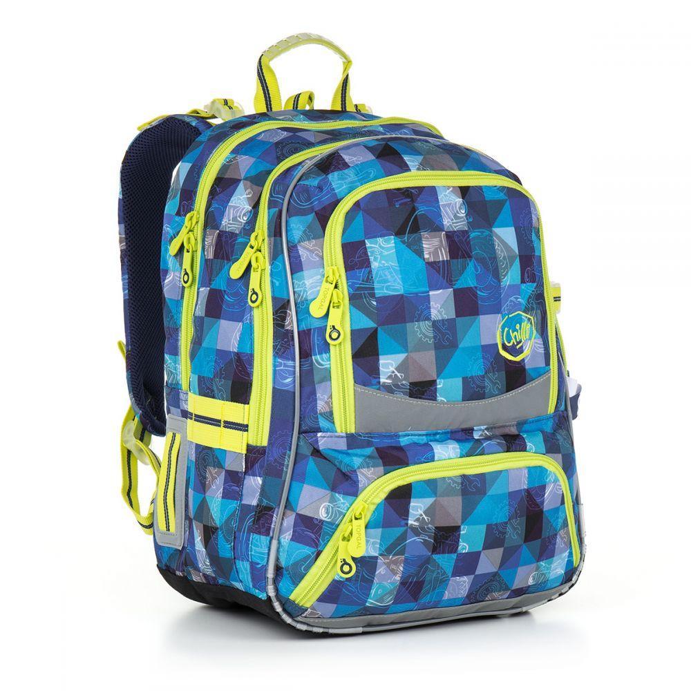 52b0c05abf88 Школьный рюкзак Topgal 716 CHI 870 D Blue - Интернет-магазин Topgal в Киеве