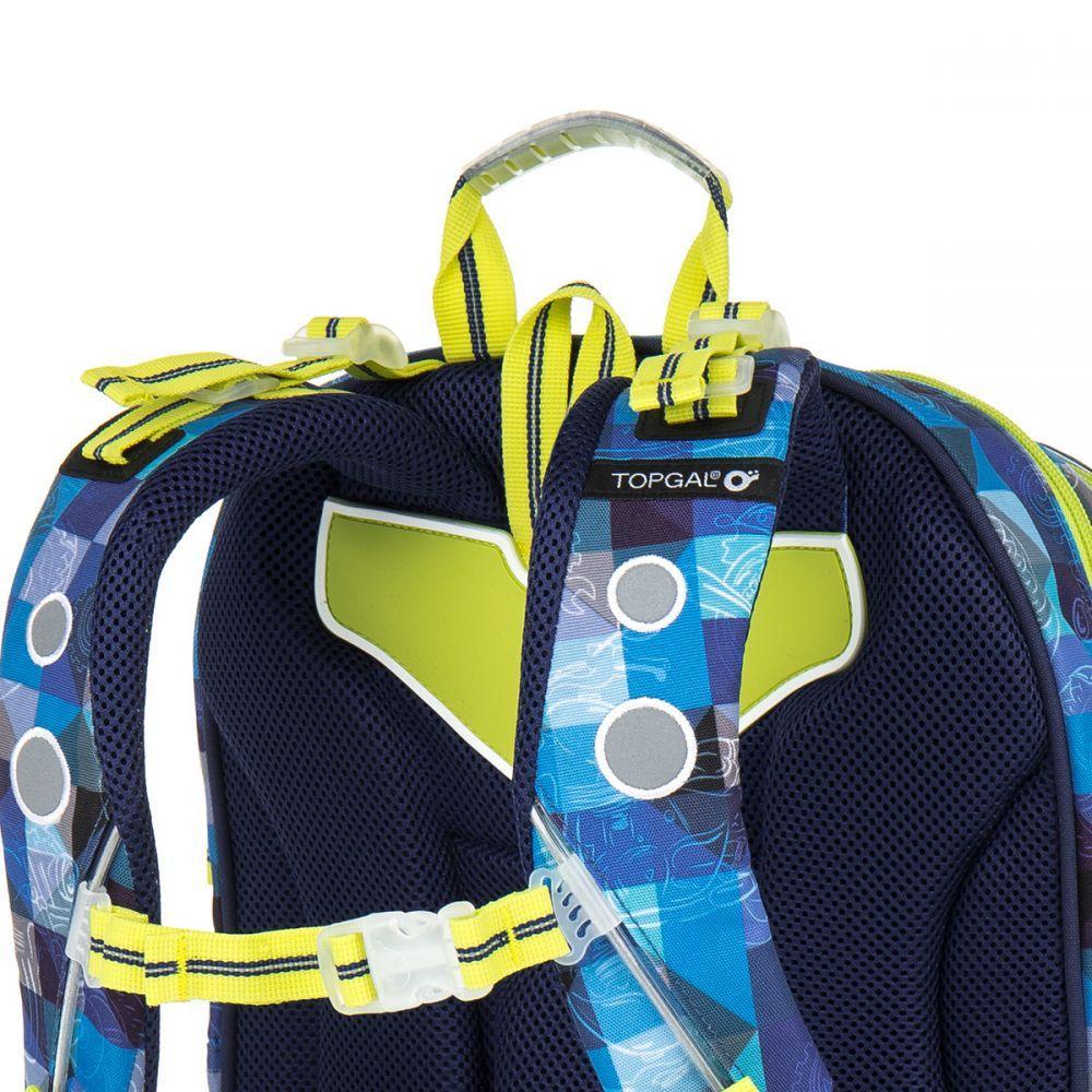 eecdb4429b6f Школьный рюкзак Topgal 716 CHI 870 D Blue, цена 2 395 грн., купить в Киеве  — Prom.ua (ID#917326360)