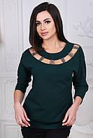 Модная нарядная женская кофточка,размеры:44,46,48,50.