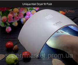 LED+UV Lamp Sun 9c 24w лампа для гелей и гель-лаков  FD88-3, фото 2