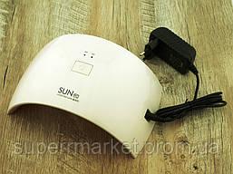LED+UV Lamp Sun 9c 24w лампа для гелей и гель-лаков  FD88-3, фото 3