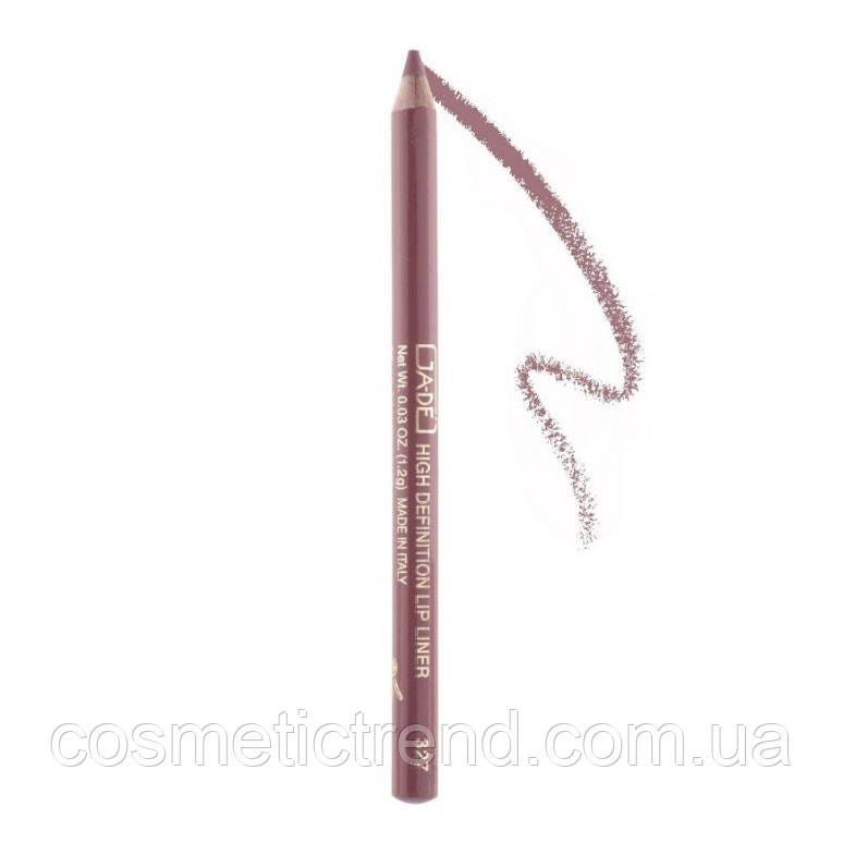 Карандаш для губ деревянный Ga-De High Definition Lip Liner №327 (бежево-розовый)
