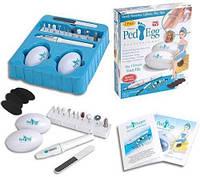 Набор для педикюра Ped Egg Prof 18 в 1