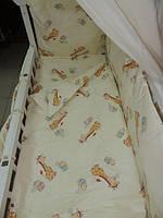 Защита в кроватку детскую