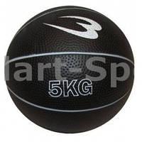Мяч медицинский (медбол) Zelart SC-8407-5 5кг