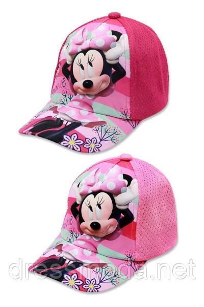 Кепки детские для девочек Minnie от Disney 48-50cm