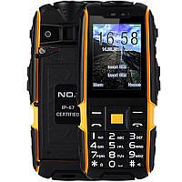 Мобильный телефон Land rover x6000 Yellow