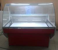 Витрина холодильная Garda 1,0 м. (гнутое стекло)