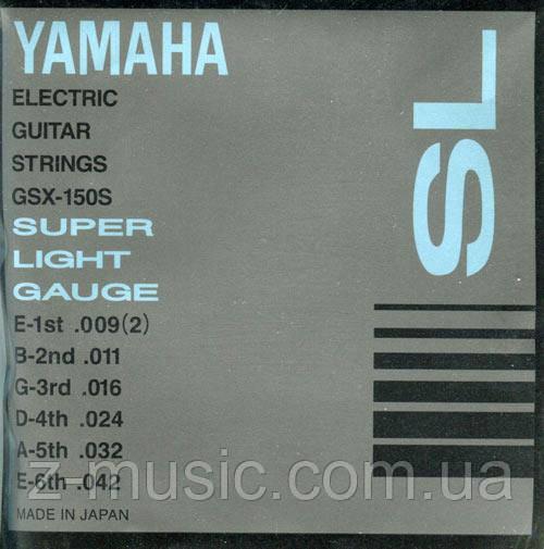Струны YAMAHA GSX150S