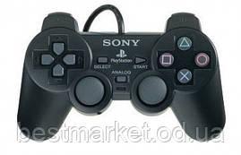 Джойстик проводной PS2 wire, PS/2, sony playstation 2, джойстик на ps2