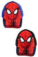 Кепки детские для мальчиков Spider-Man от Disney 52-54 cm