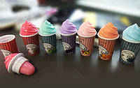 Бальзам, блеск, помада для губ PARISA Мороженое
