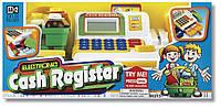 Игровой набор кассовый аппарат, голубой Keenway набор супермаркет