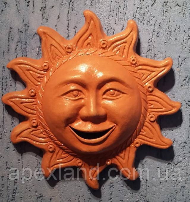 настенный декор солнышко