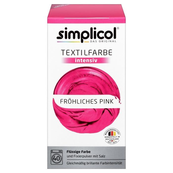 Розовая краска для тканей купить что шьют из лапши