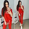 Модный костюм VLTN, размеры от 42 до 56, Турция, фото 4