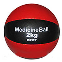 Мяч медицинский (медбол) MATSA ME-0241-2 2кг