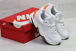 Женские белые кроссовки Nike М2K Tekno 6207, реплика, хорошее качество, Акция!