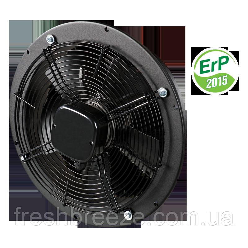 Осевой вентилятор в стальном корпусе Вентс ОВК 4Д 550