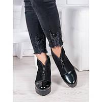 АКЦИЯ!!! Ботинки кожаные - стильная женская обувь из натуральной кожи по цене производителя 36,38, 40
