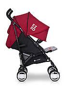 Детская прогулочная коляска трость Euro Cart Ezzo 2019 Scarlet