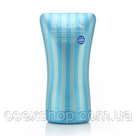 Мастурбатор Tenga Soft Tube Cup Cool Edition
