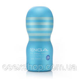 Мастурбатор Tenga Deep Throat Cup Cool Edition