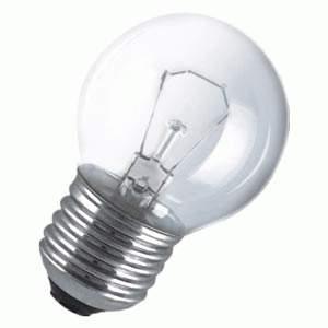 ДШ 60\Е27 Лампа шар Искра