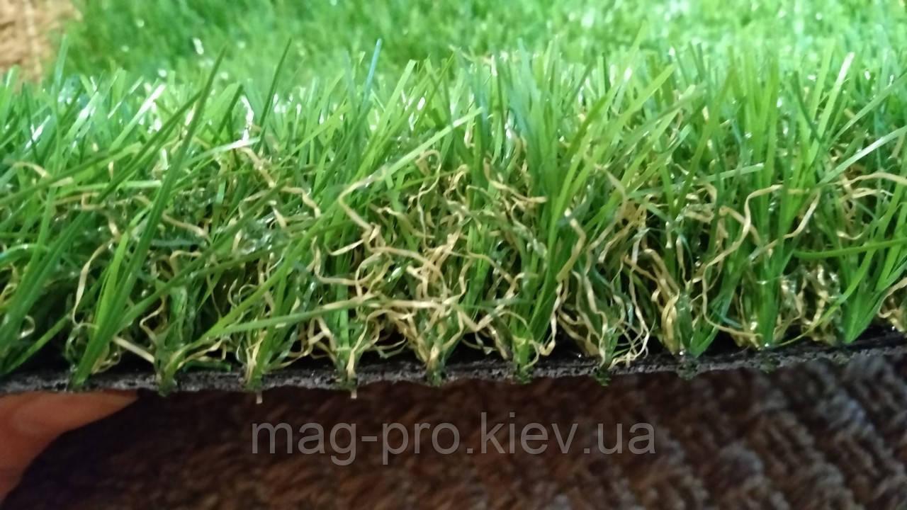 Искусственная трава AMZ 40 мм.